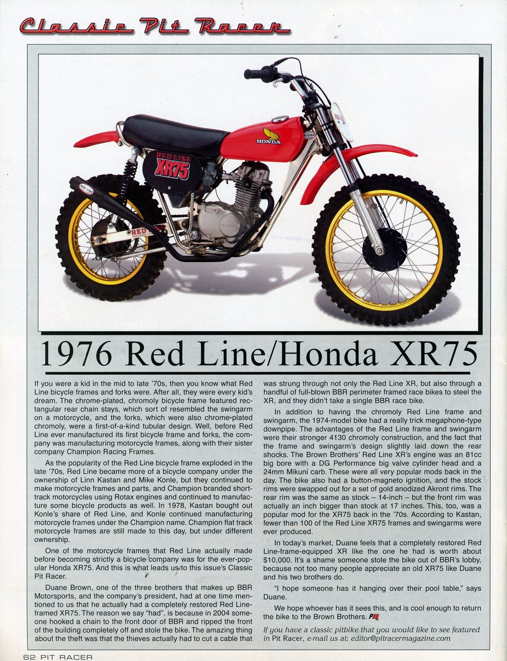 bbr motorsports inc blog rh bbrmotorsports com 73 Honda XR75 Honda CR80
