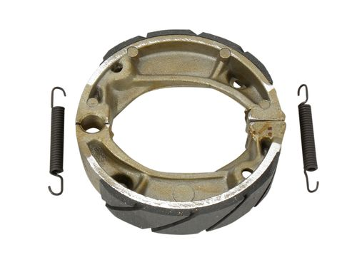Brake Shoes - EBC Grooved brake shoes