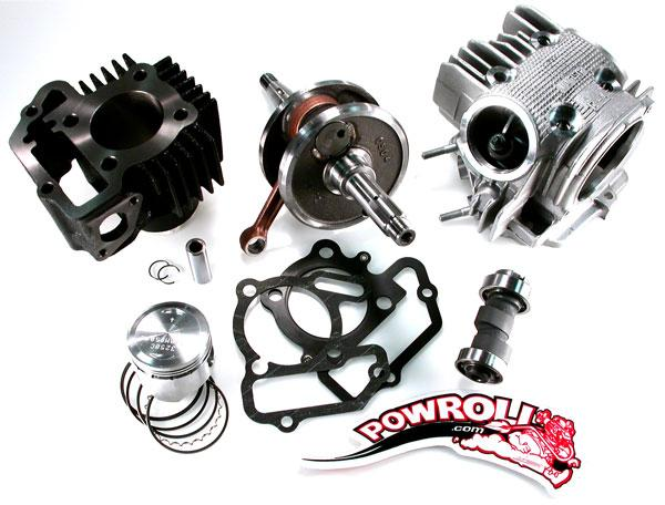 Powroll Big Bore Kit