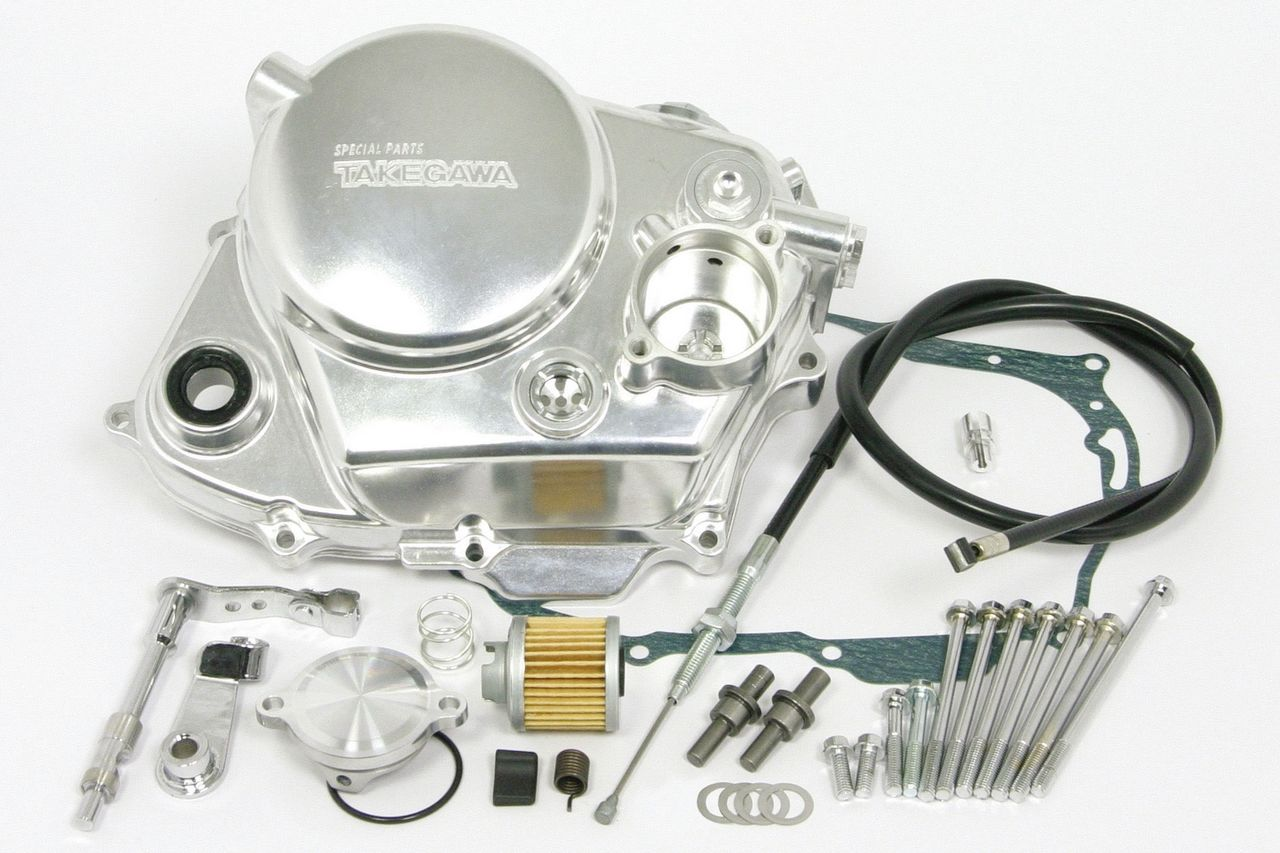 Takegawa XR100 Clutch Cover