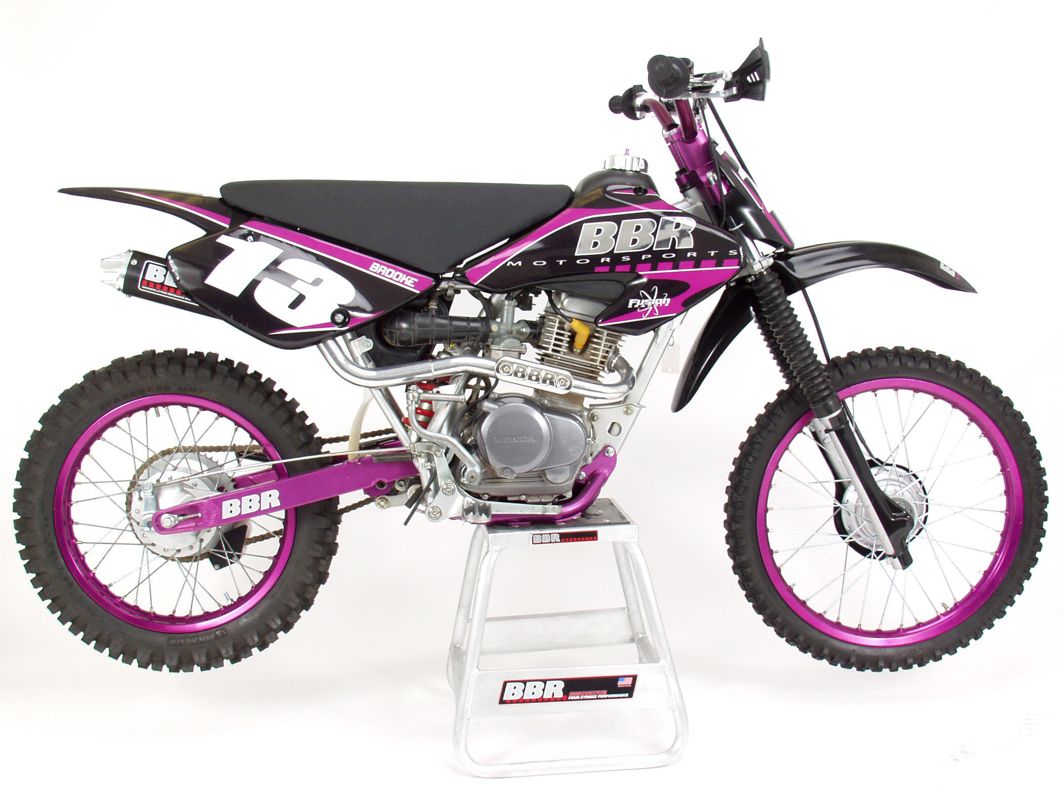 Bbr Motorsports Inc Bike Gallery Crf 150 Honda Dirt Bikes Brooke Davis Crf100